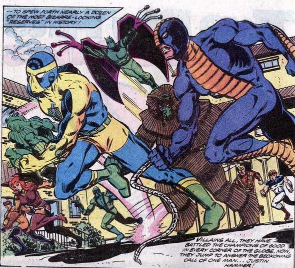 Strange 129 (1980), cover par: Jean Frisano