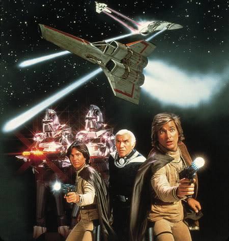 Galactica: La Bataille de l'Espace (1978) aka Battlestar Galactica