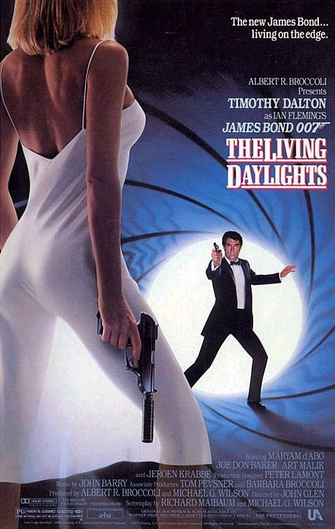 Tuer n'est pas jouer (1987) aka The Living Daylights
