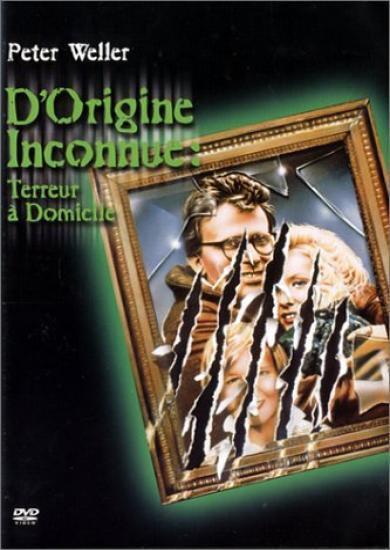 D'origine Inconnue: Terreur à Domicile (1983) aka Of Unknown Origin