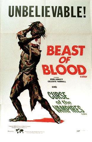 Beast of Blood (1971)