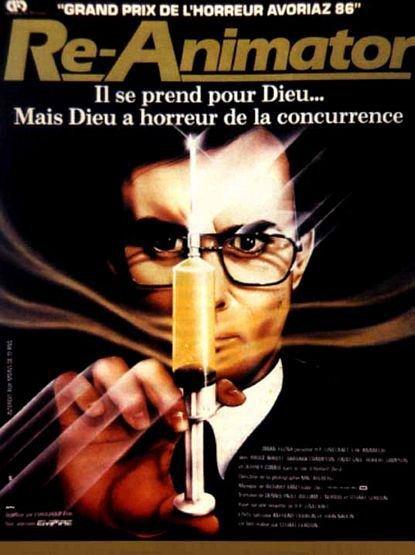 La Fiancée de Ré-Animator (1990) aka Ré-Animator 2