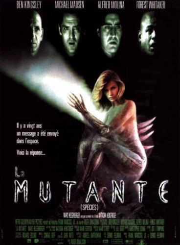 La Mutante (1995) aka Species