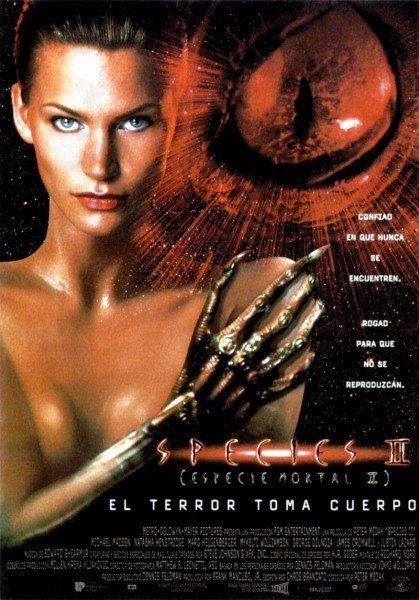 La Mutante 2 (1996) aka Species 2