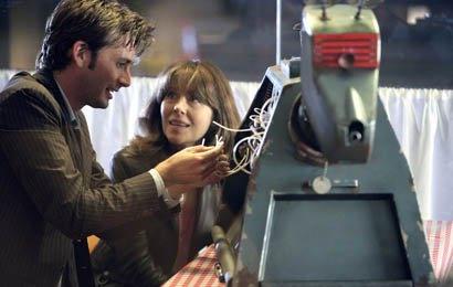 A l'école des retrouvailles (2006), série: Doctor Who