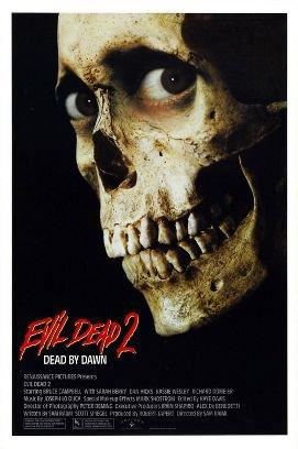 Evil Dead 2 (1987) aka Evil Dead 2: Dead by Dawn