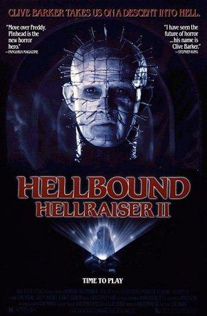 Hellreiser 2: Les écorchés (1989) aka Hellreiser 2: Hellbound