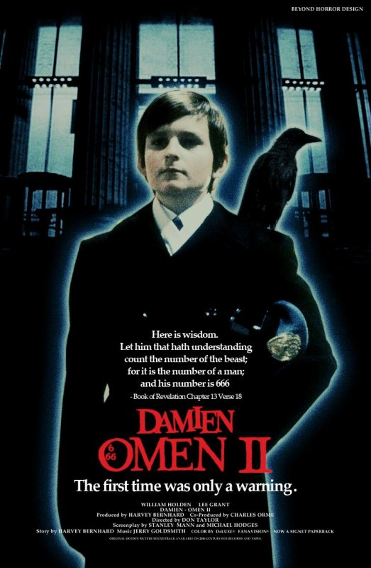 La Maléction 2 (1978), aka The Omen 2