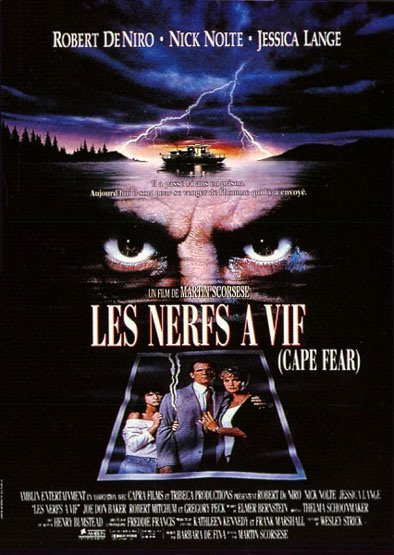 Les nerfs à vifs (1991), aka Cape Fear