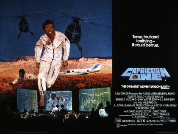 Capricorn One (1978), aka Opération Capricorne