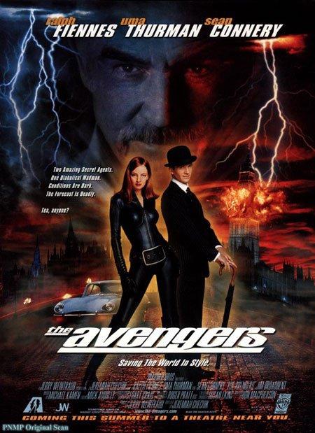 Chapeau melon et Bottes de cuir (1998), aka The Avengers
