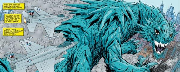 Trio 1-4 (2012), cover et dessins de: John Byrne