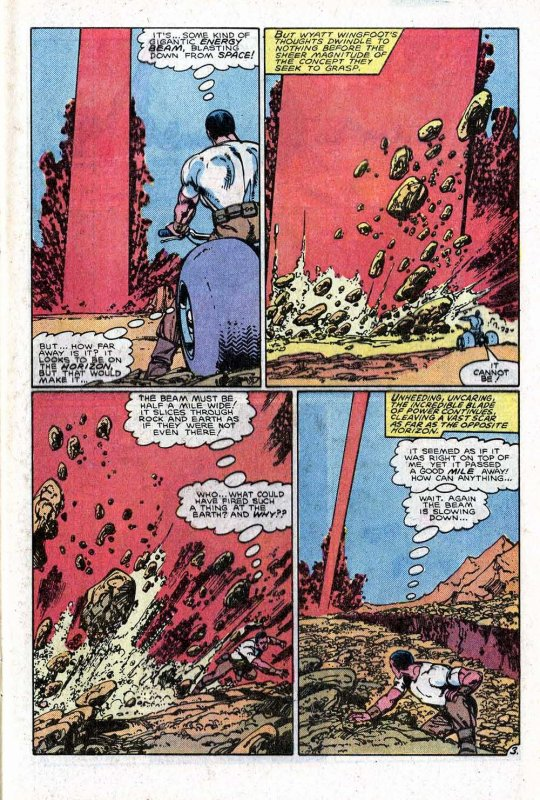 Fantastic Four 269 et 270 (1984), dessins de: John Byrne