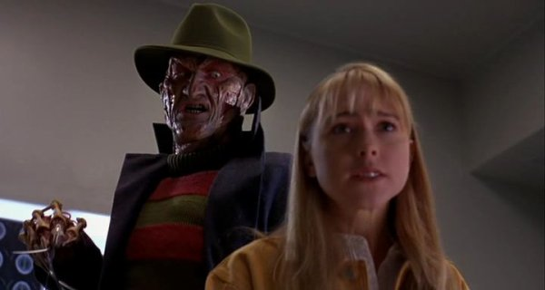 Freddy 7: Freddy sort de la nuit (1994), aka Freddy's New Nightmare