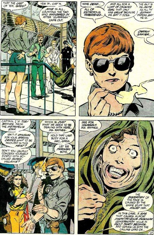 Superman 9 (1987), dessins de: John Byrne