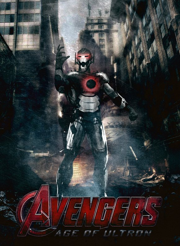 Avengers 2: Age of Ultron (2015), aka Avengers 2: L'ère d'Ultron
