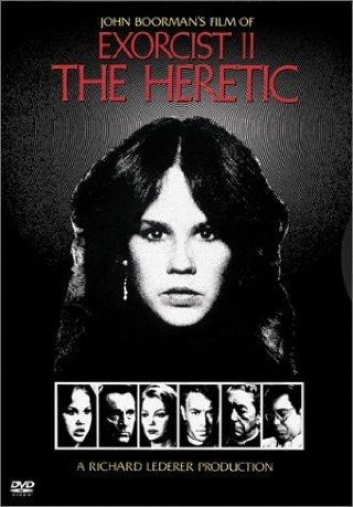 L'Exorciste 2: L'Hérétique (1977), aka the Exorcist 2: The Heretic