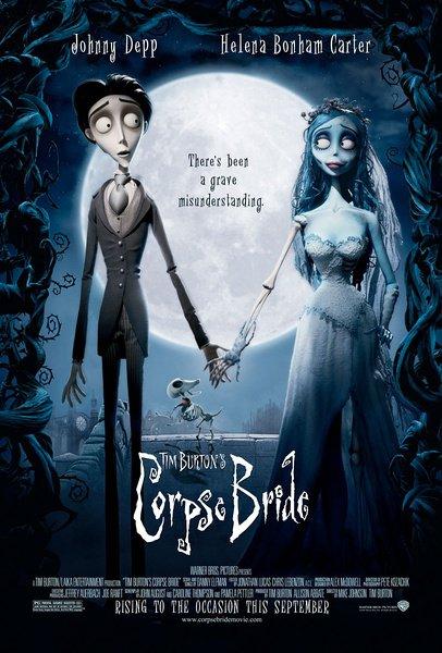 Les Noces Funèbres (2004), aka Corpse Bride