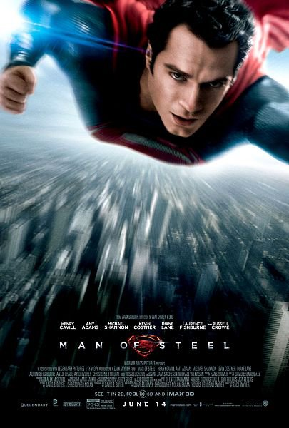 Superman: Man of Steel (2013)