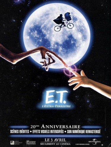 E.T: L'Extra- Terrestre (1982)