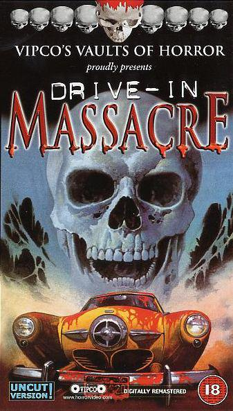 Drive-In Massacre (1977)