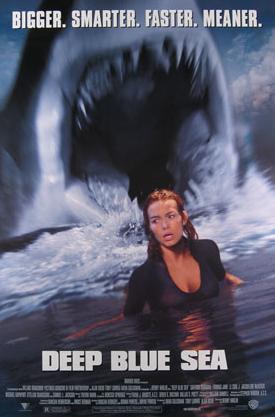 Peur Bleue (1999), aka Deep Blue Sea