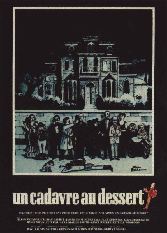 Un Cadavre au dessert (1976) aka Murder by Death