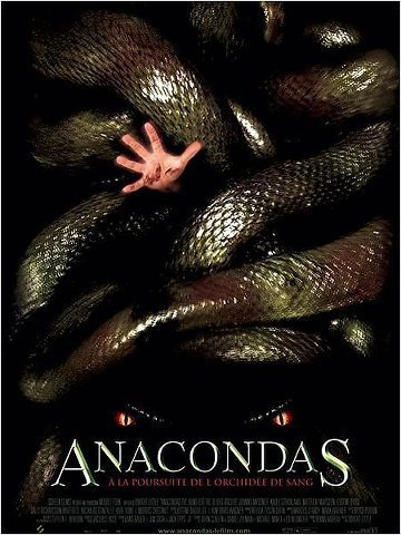 Anaconda 2: A la poursuite de l'Orchidée de sang (2004) aka Anaconda 2: The Hunt for the Blood Orchid