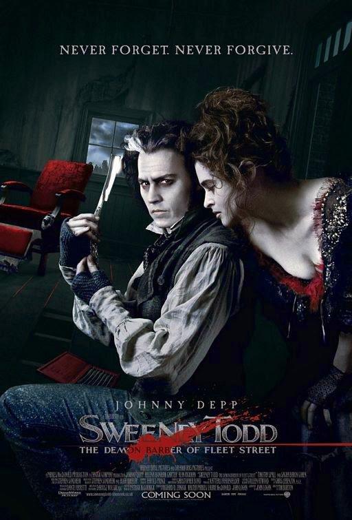 Sweeney Todd: Le Diabolique Barbier de Fleet Street (2007) aka Sweeney Todd: The Demon Barber of Fleet Street