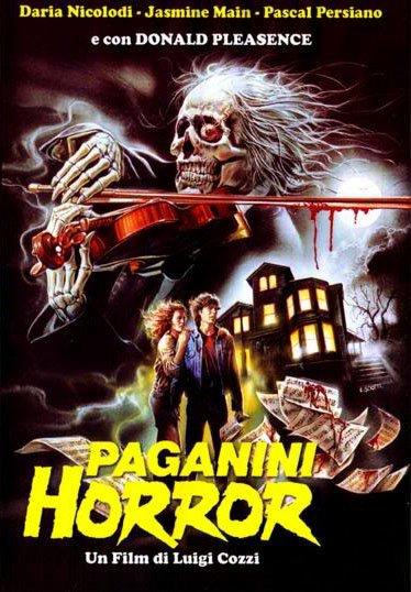 Paganini Horror (1989) aka Il Violino che Uccide