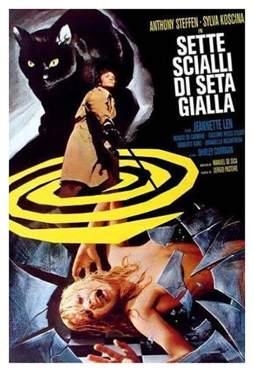 The Crimes of the black Cat (1972) aka Sette Scialli di Seta Gialla