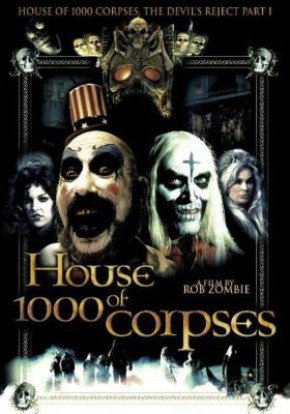 House of the 1000 Corpses (2003) aka La Maison des 1000 Morts