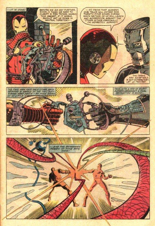 Strange 153 (1982), cover par: Jean Frisano