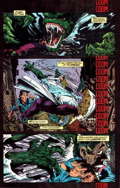 Spider-Man: Torment (1990), dessiné par: Tod McFarlane