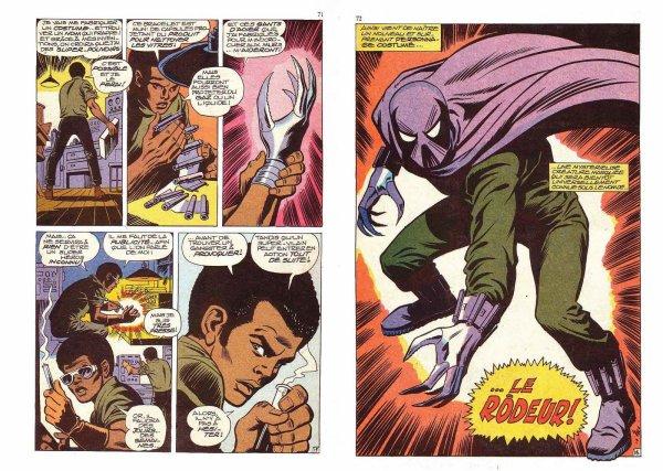 The Amazing Spider-Man 78 et 79 (1969), dessins de: John Buscema