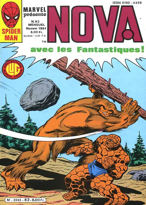 Nova 82 (1984)