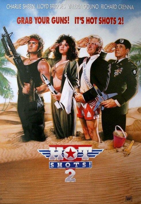 Hot Shots 2 ! (1993)