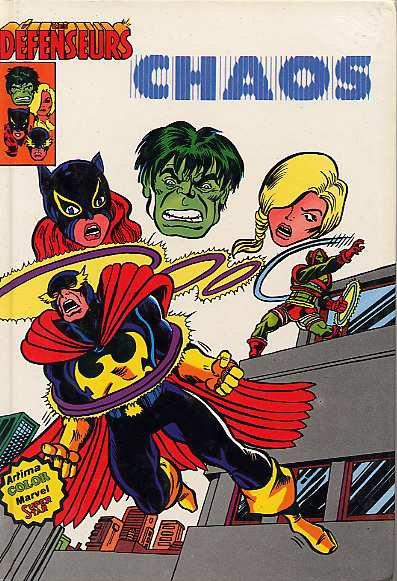 Les Défenseurs: Chaos (1981)
