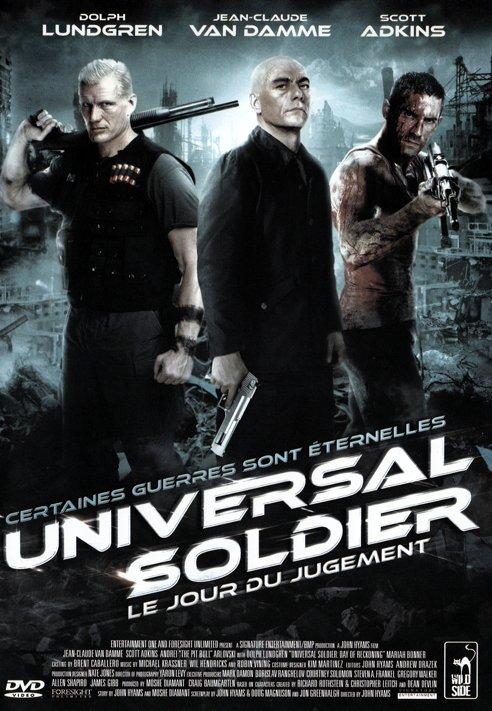Universal Soldier: Le jour du jugement (2012)