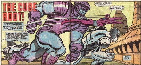 The Avengers 289 (1988), dessins de: John Buscema