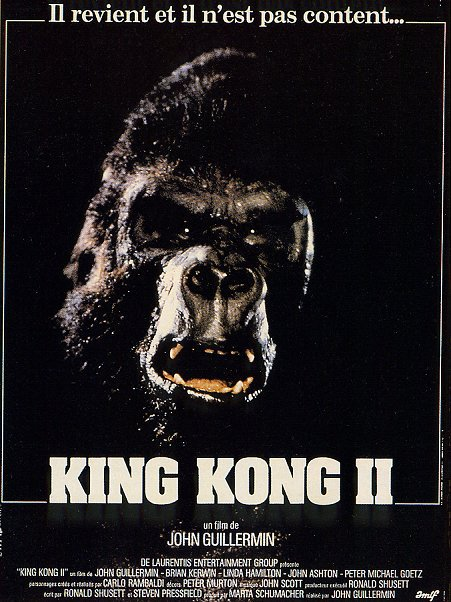 King Kong 2 (1986)