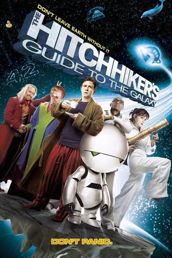 H2G2: Le Guide du Voyageur Galactique (2005), aka The Hitchhiker's Guide to the Galaxy