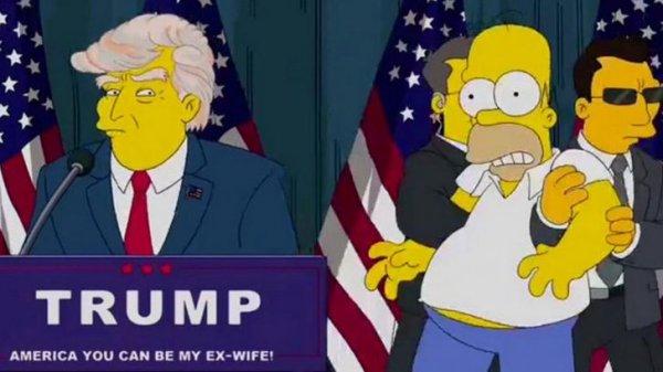 Donald Trump a été élu