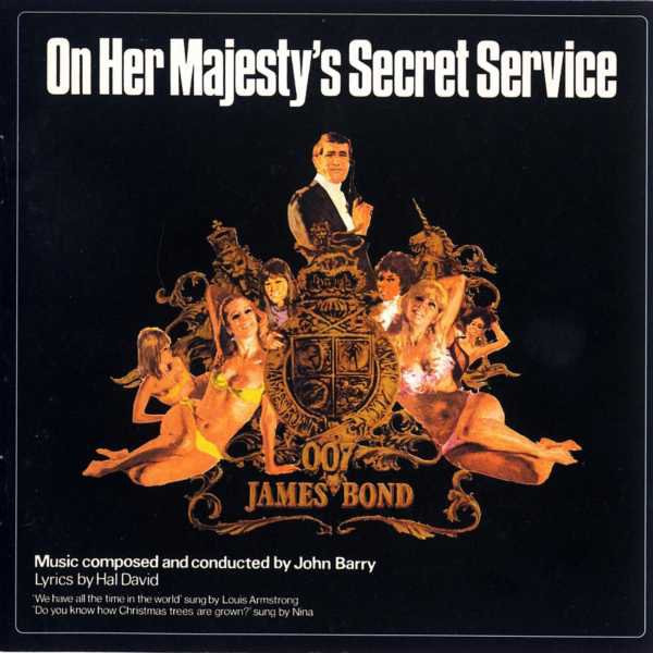 On Her Majesty's Secret Service (1969), aka Au service secret de sa Majesté