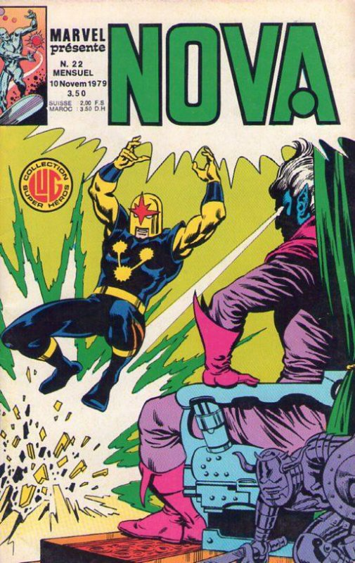 Nova 22 (1979)
