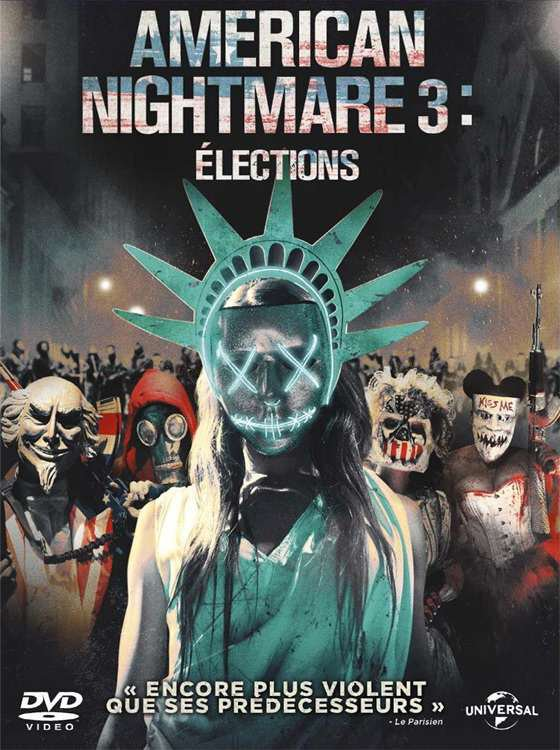 American Nightmare 3: Elections (2016)