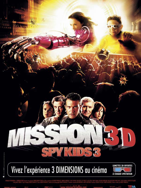 Spy Kids 3: Mission 3D (2003)