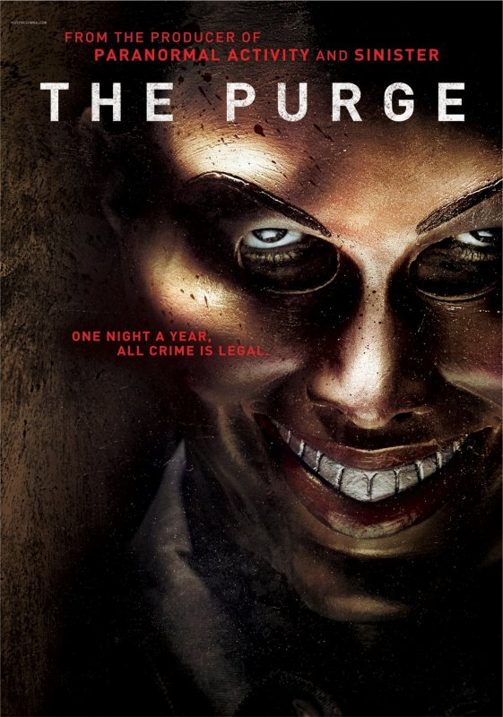 The Purge (2013), aka American Nightmare
