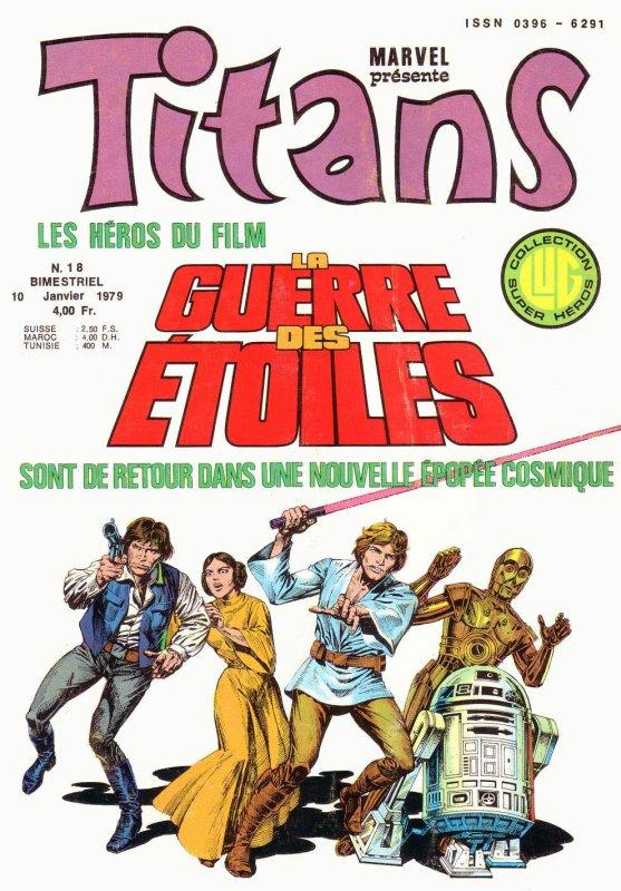 Titans 18 (1979)