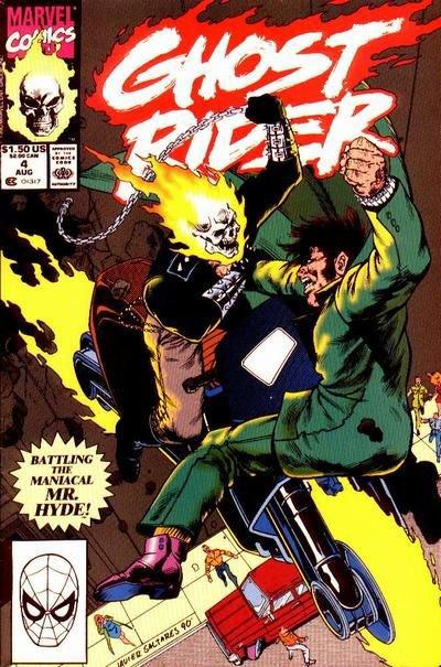 Ghost Rider 4 (1990)
